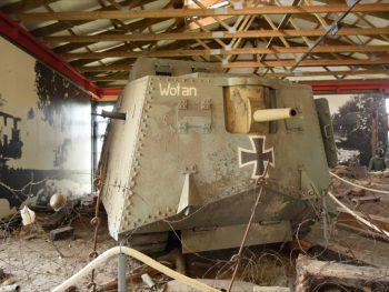 パーマリンク先: ムンスター戦車博物館