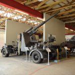 【ムンスター戦車博物館】88mm対空砲と1号戦車の登場
