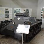 【ムンスター戦車博物館】ドイツ機甲師団初期の主力兵器
