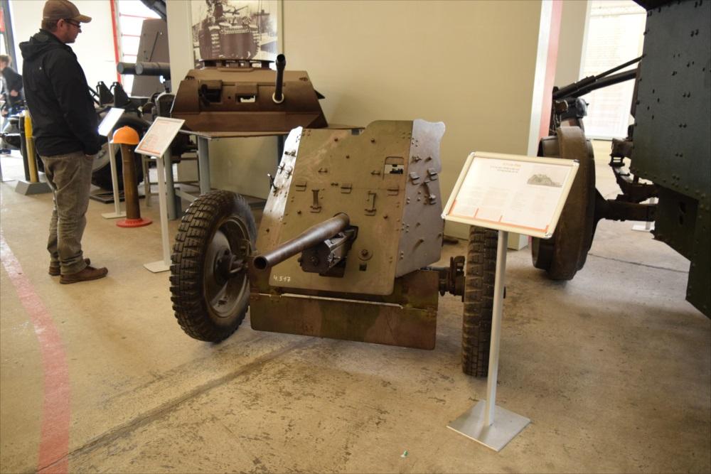 37mm対戦車砲