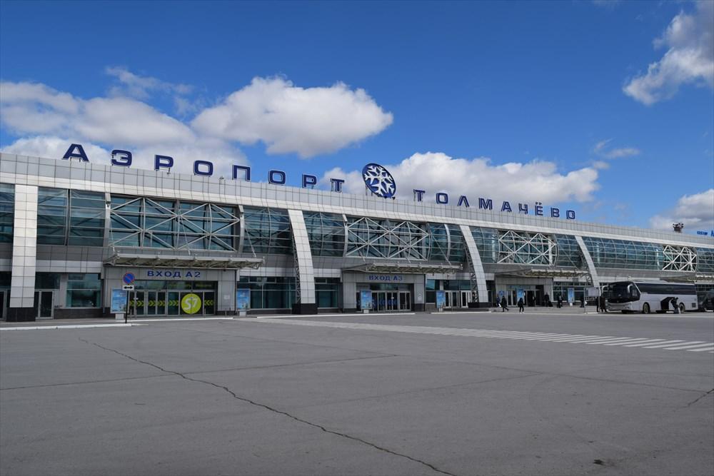 ノボシビルスク_トルマチョーヴォ空港
