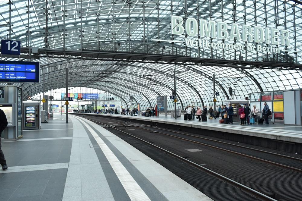 ベルリン中央駅2