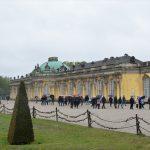 【ドイツ旅行】サンスーシ宮殿の見どころ・観光情報
