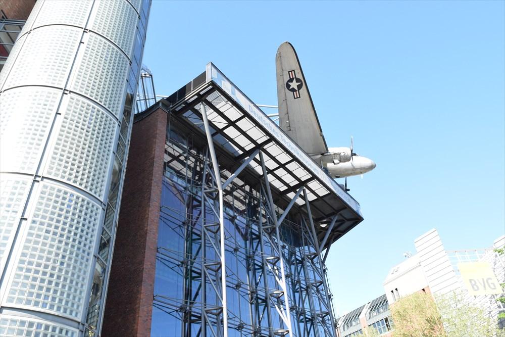ドイツ技術博物館外観